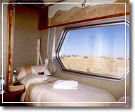 Desert Express in Namibia